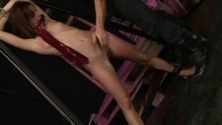 Young Sex Slave Gets Punished
