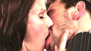 Attractive Brunette Milf Samantha Ryan Gets Laid