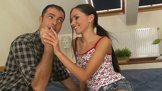 sasha rose old man