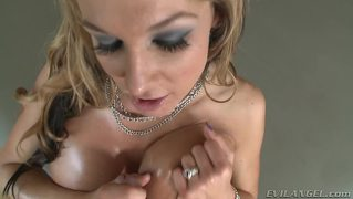 Nikki Sexx's Perfect Tits Get Fucked And Covered In Cum. Hd