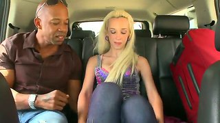 Pale Blonde Jada Stevens Gats Licked By Horny Hunk
