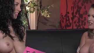 Hot Jelena Jensen Giving An Honest And Sexy Interview