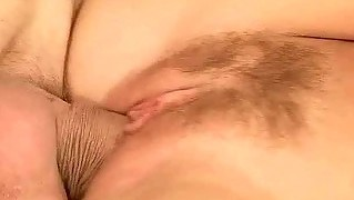 Teen Cutie Enjoys Sex With Grandpa