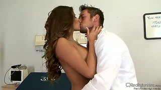 Johnny Castle And Madelyn Marie Having Oral Fun