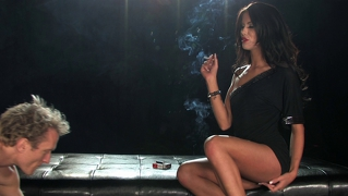Megan Coxxx Smoking Facesitting