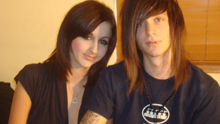 Alexis Nichole Gets Filthy Together With Emo Boy