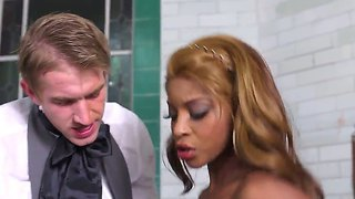 Danny D Has A Great Fuck With Horny Ebony Jasmine Webb Who Was Eager To Swallow His Load