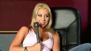 Interview With A Very Sexy Blonde Nikky Thorne