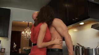 Veronica Avluv Asks Johnny Ti Impale Her Sweet Cunt!