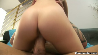 Latina Tania Gomez Is Fucked Hard By A Big Cock