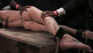 Student And Sexy Professor Punished