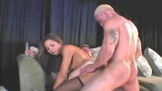 mature double penetrated