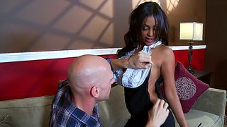 Johnny Sins Lets Priya Anjali Rai Play Go Fish