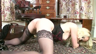 Cate Sharpe Loves Damn Sexy Lace Underwear