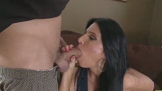 Will Powers Pulls Out His Schlong To Fuck Kendra Secrets With Juicy Bottom And Smooth Snatch
