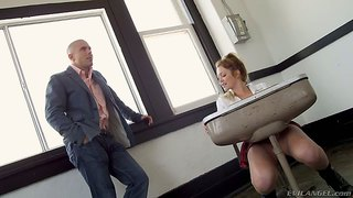 Cute Schoolgirl Jessie Andrews Fucked By Mick Blue