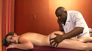 Jennifer White Gets Xxx Massage From Prince Yashua