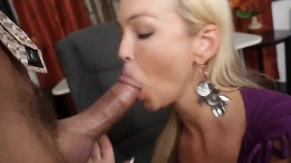 Naughty Office Slut Abbey Gets Laid Hardcore