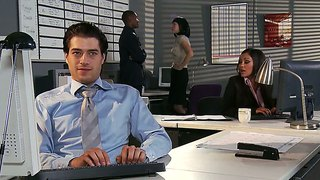 Priya Anjali Rai And Xander Corvus Show Office Sex