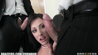 Brazzers - Jennifer White - Hail To The Tits
