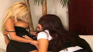 Eva Angelina, Reno And Shyla Stylez Fool Around