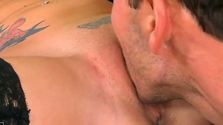 Devilish Brunette Secretary Lexi Ward Gets Fucked Sweet And Hard By Her Boss After Work