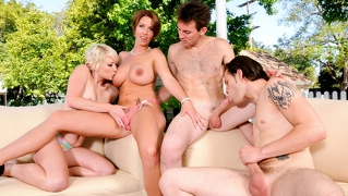 french mature blonde william couple bisexual