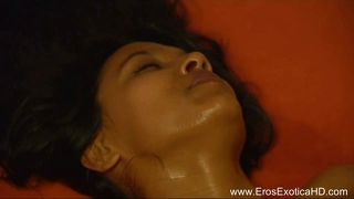 Exotic And Touching Vagina Massage