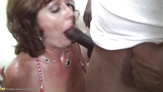 Pipes Interracial Trios Brunettes