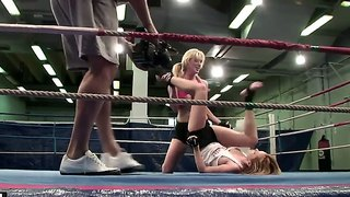 Nasty Fight Babes Nikita And Tanya Tate In Action