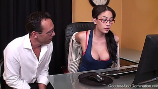 Goddess Jamie - Psychology Of A Foot Fetish