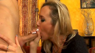 Brandi Love Fucks Mature Lady Michael Vegas