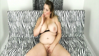 Young Chubby Blonde Bbw