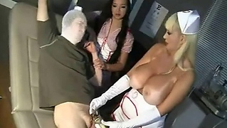 Brittany O'neil- Dirty Nurse Part 2
