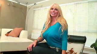 Karen Fisher Milf With Huge Tits