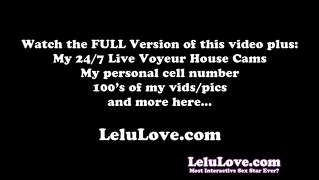 Lelu Love-Pussy Eating Missionary Doggystyle Cumshot