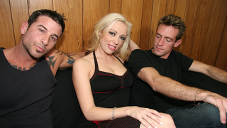 Adrianna Nicole, Blond Reason For Ejaculation