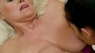Pretty Teen Fucks Ugly Granny
