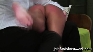 Brunette Bdsm Ris Blond