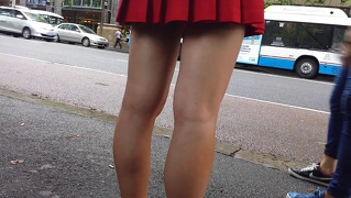 Bare Candid Legs - Bcl#026