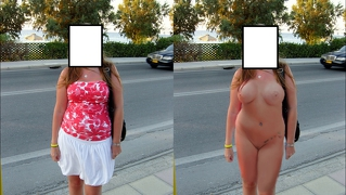 Making People Naked With Photoshop