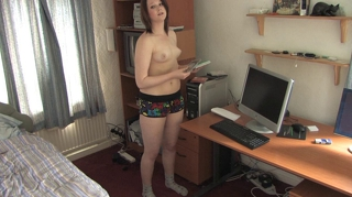 Nude Girl In The Bedroom - Leaked Private Video