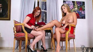 angell summer get fuked in hot red lingerie