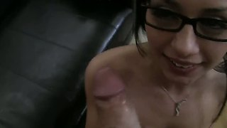 Jenny Noel And Nomi Malone Sucking Rocco?s Shaft