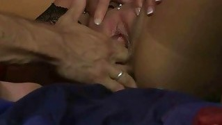 Classy Mistress Playing With Hot Slavegirl