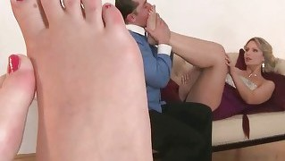 Nasty Foot Sex Compilation