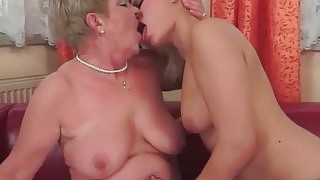 Grannies And Pretty Teens Compilation