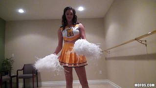 The Sluttiest Cheerleader Ever