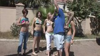 Spring Break Party Girls - Scene 4