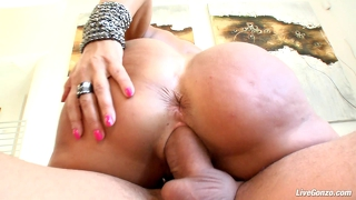 Livegonzo Lisa Ann Milf Fucking A Young Guy